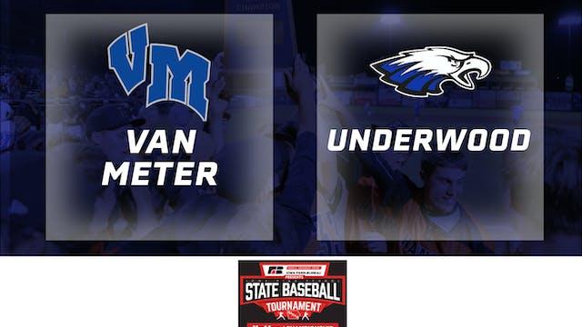 2019 Baseball 2A Quarterfinal - Van M...