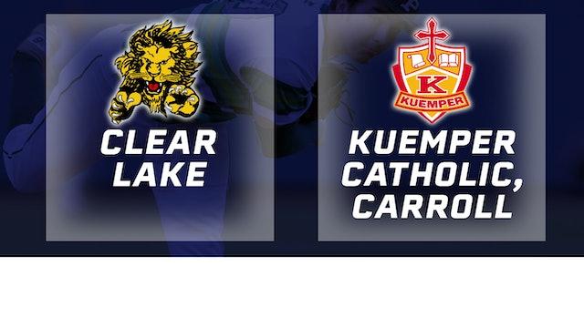2016 Baseball 2A Final - Clear Lake vs Kuemper Catholic, Carroll