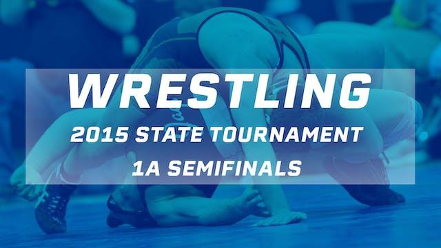 2015 Wrestling 1A Semifinals