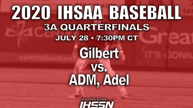 3A QF - GILBERT VS. ADM, ADEL
