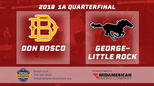 2018 1A Basketball Quarter Finals: Do...
