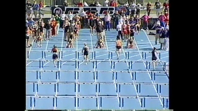 2007 State Track Meet Day 1, Part 1 of 7