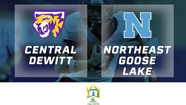 2016 Channel Seed Ag Bowl - Central Dewitt vs. Northeast Goose Lake