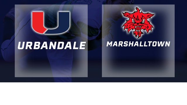 2018 Baseball 4A Quarterfinal - Urbandale vs. Marshalltown