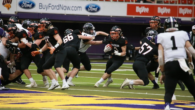 Highlights 2A Final - OABCIG vs Waukon