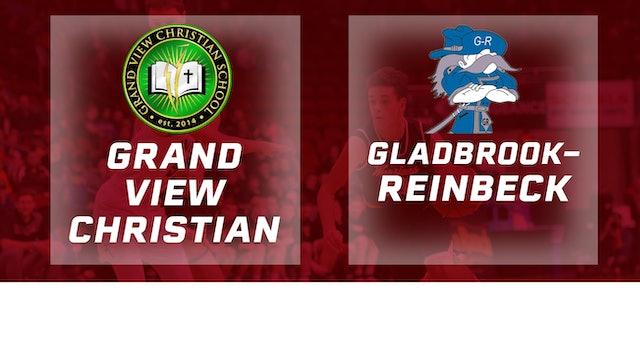 2017 Basketball 1A Championship (Grand View Christian vs. Gladbrock-Reinbeck)