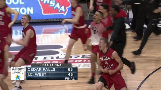 2018 Basketball 4A Final Highlights -...
