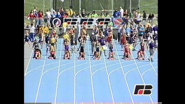 2007 State Track Meet Day 1, Part 2 of 7