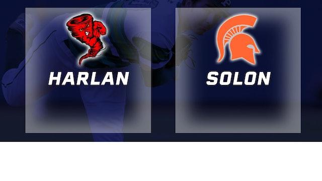 2016 Baseball 3A Semifinal - Harlan vs. Solon
