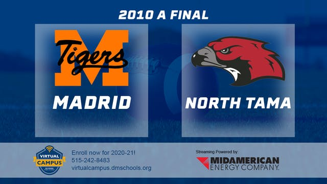 2010 Football Class A Final - Madrid ...
