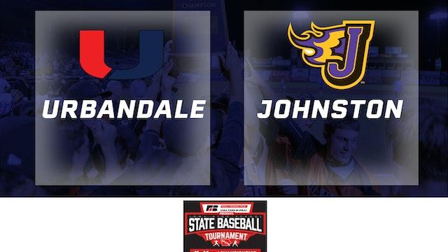 2019 Baseball 4A Championship - Johnston vs. Urbandale