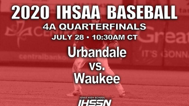 4A QF - Urbandale vs. Waukee