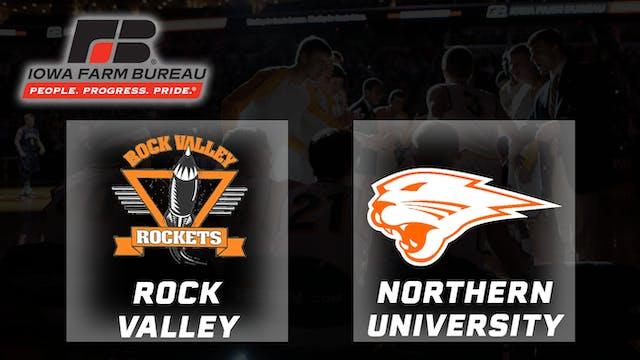 2009 1A Basketball Finals: Rock Valle...