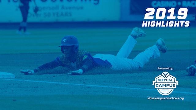 2019 Baseball Highlights