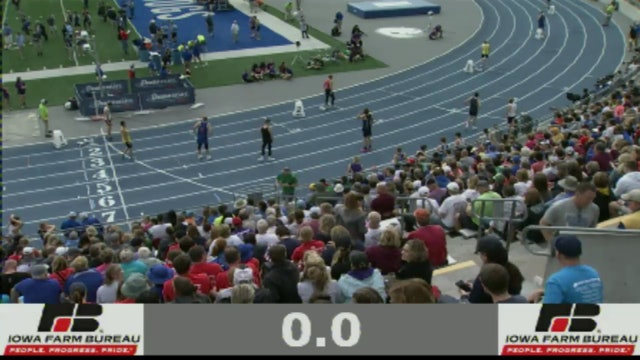 Boys 800 Sprint Medley 2A Final Section 2