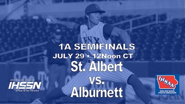2021 1A Semifinals - St. Albert vs. A...