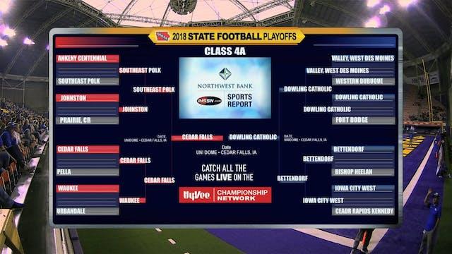 2018 Football 4A Semifinal Game Recap...