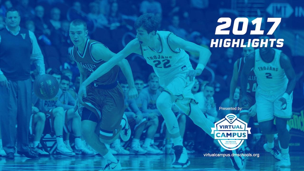 2017 Basketball Highlights
