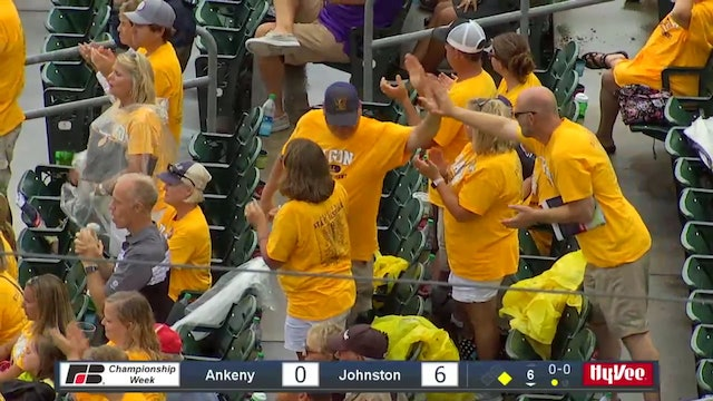 2019 Baseball Highlights - 4A QF Johnston vs. Ankeny