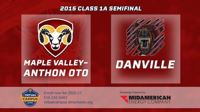 2015 Basketball Class 1A Semifinal Ma...