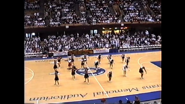 1993 Cheer All State Finals