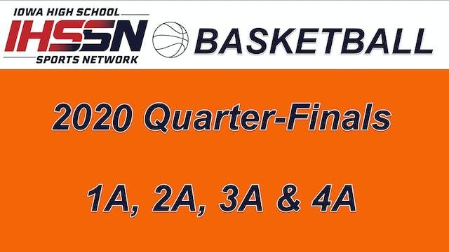 Basketball '20 QTR FINALS