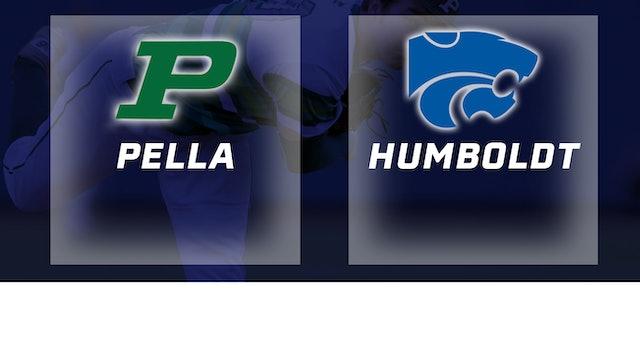 2016 Baseball 3A Quarterfinal - Pella vs. Humboldt