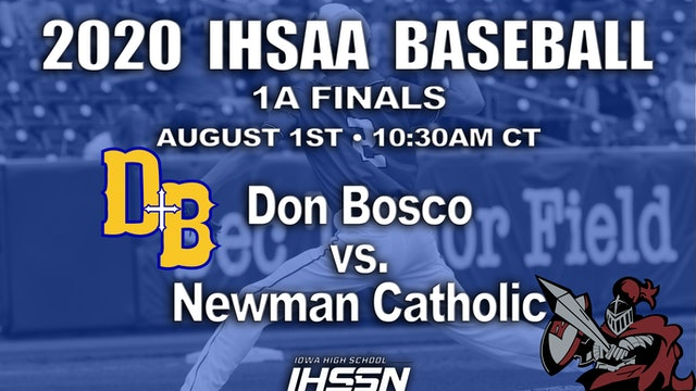 1A FINALS - NEWMAN VS. DON BOSCO
