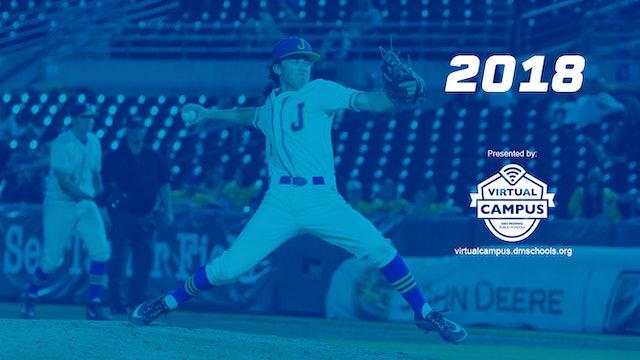 2018 Baseball
