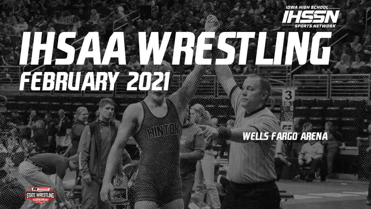 IHSAA 2021 Wrestling Semifinals and Finals