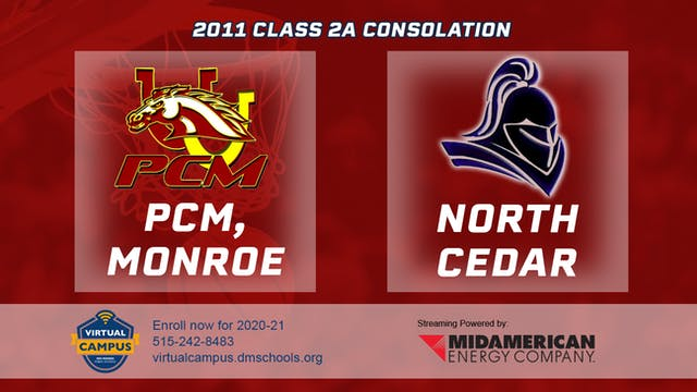 2011 2A Basketball Consolation: PCM, ...