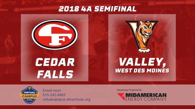 2018 Basketball 4A Semifinal (Cedar F...