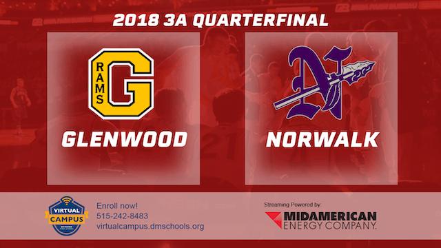 2018 Basketball Class 3A Quarterfinal...