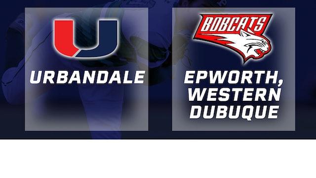 2018 Baseball 4A Semifinals - Urbandale vs. Epworth, Western Dubuque