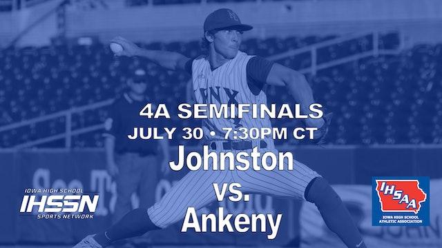 2021 4A SemiFinals - Johnston vs. Ankeny