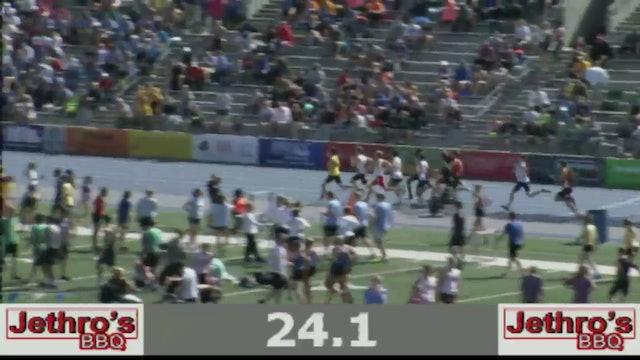 Boys 800 Meter Run 4A Final Section 1