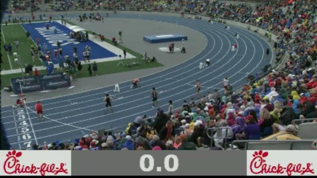 Boys 800 Sprint Medley 3A Final Section 2