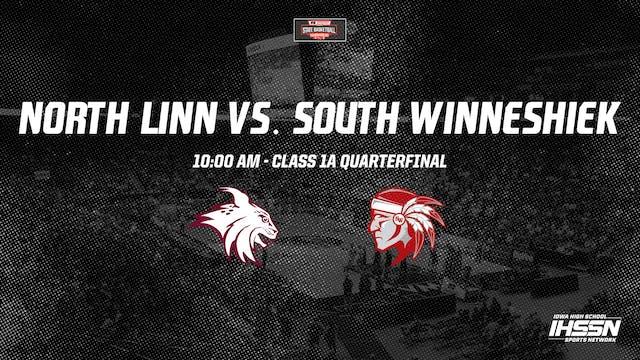 IHSAA 1A Basketball Quarter Finals: N...