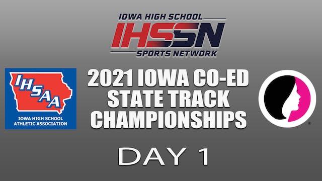 2021 Iowa Co-Ed State Track Champions...