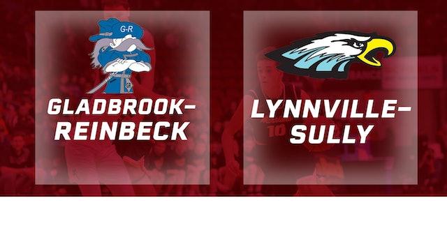 2017 Basketball 1A Quarterfinal (Gladbrook-Reinbeck vs. Lynnville-Sully)