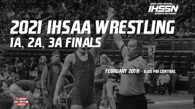 2021 IHSAA 1A, 2A, 3A Wrestling Finals