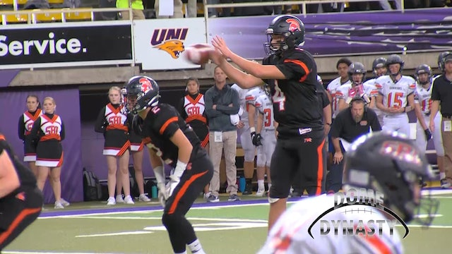 Highlights - 3A Semifinal - Solon vs Sergeant Bluff-Luton