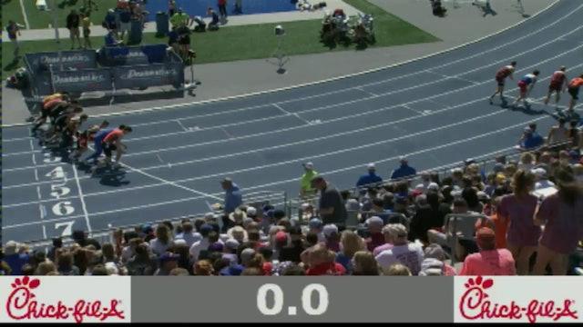 Boys 800 Meter Run 2A Final Section 2