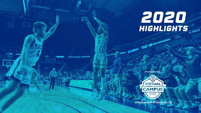 2020 Basketball Tournament Highlights (Rise and Shine)
