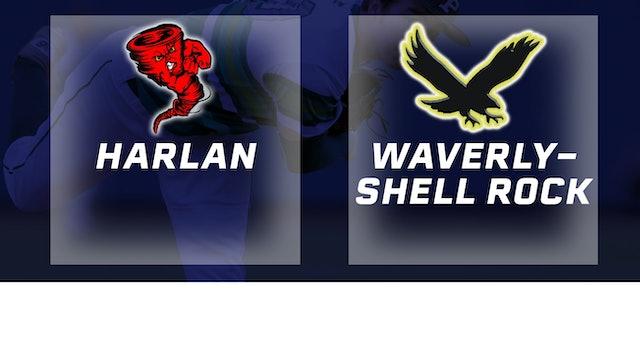 2018 Baseball 3A Semifinals - Harlan vs. Waverly-Shell Rock