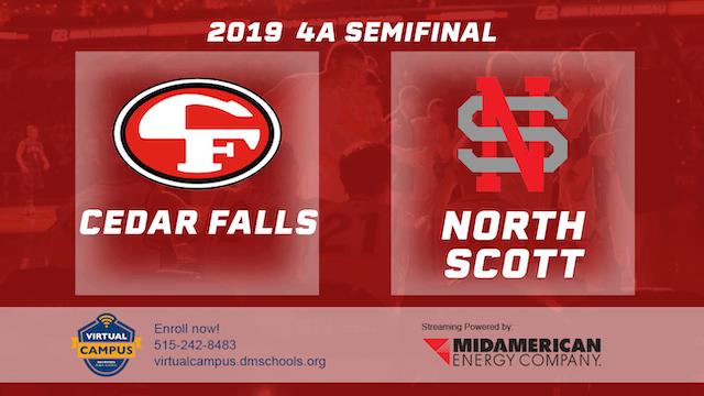 2019 Basketball 4A Semifinal - Cedar ...