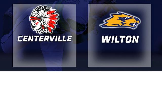 2018 Baseball 2A Semifinals - Centerville vs Wilton