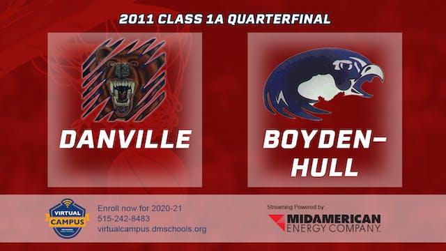 2011 1A Basketball Quarter Finals: Da...