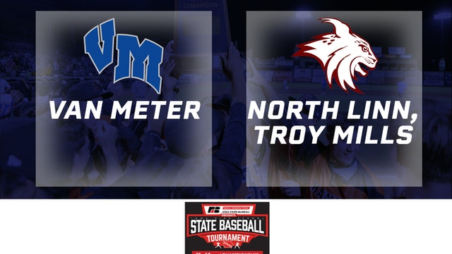 2019 Baseball 2A Championship - North Linn vs. Van Meter