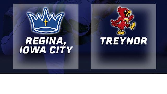 2018 Baseball 2A Quarterfinal - Regina, Iowa City vs. Treynor